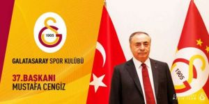 'Baskın seçim'in sonucu: Galatasaray'ın 37'nci başkanı Mustafa Cengiz oldu
