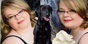 Genç kadının telefonundan köpeğiyle ilişkiye girdiği görüntüler çıktı