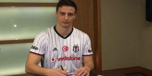 Beşiktaş ayrılığı resmen açıkladı: Matej Mitrovic