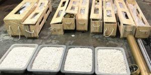 320 bin adet uyuşturucu hap ele geçirildi