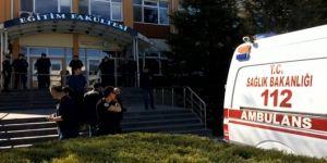 Osmangazi Üniversitesi'nde silahlı saldırı: Dört kişi hayatını kaybetti