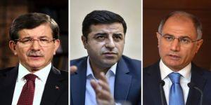 Demirtaş'tan '6-8 Ekim': Davutoğlu'yla uzlaşmıştık, AKP algı yarattı, Ala konuşsun
