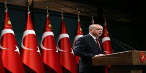 Cumhurbaşkanı Erdoğan açıkladı! Erken seçim 24 Haziran Pazar günü