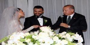 Erdoğan şarkıcı Alişan'ın nikah şahidi: Bizi doğum kontrolüyle aldattılar