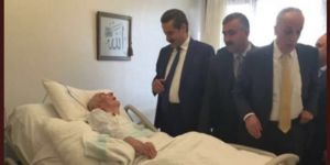 AK Partili Faruk Çelik'in Twitter hesabından yapılan paylaşıma büyük tepki