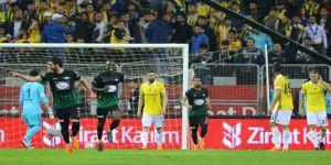 Akhisarspor 3 - 2 Fenerbahçe (Ziraat Türkiye Kupası'nda şampiyon Akhisarspor)