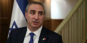 İsrail'in Ankara Büyükelçisi Eitan Na'eh, Dışişleri Bakanlığı'na çağrıldı ülkesine dönmesi istendi