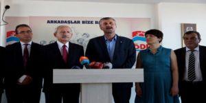ÖDP'li Alper Taş CHP'den aday olmaktan vazgeçti!