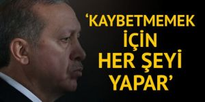 Eski AKP'li Abdüllatif Şener'den flaş Erdoğan açıklaması: İktidar için her şeyi yapar