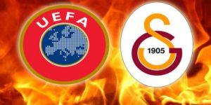 Galatasaray'ı UEFA'ya şikayet eden ortaya çıktı!