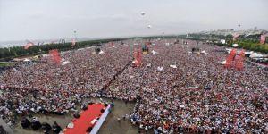 İnce'nin Maltepe mitingine kaç kişi katıldı? İçişleri Bakanı Soylu'dan 5 milyon iddiasına cevap
