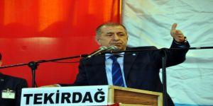 İYİ Parti Genel Başkan Yardımcısı Ümit Özdağ'dan kritik istifa!