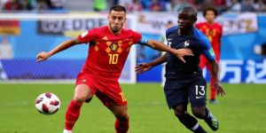 Eden Hazard: Fransa güzel bir futbol oynamıyor