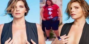 Pelin Öztekin 4 yılda 93 kilo verdi!