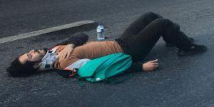 Ünlü tiyatrocu Direnç Dedeoğlu eşiyle kaza geçirdi