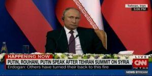 Russia Today televizyonu, CNN'in Erdoğan hatasıyla dalga geçti