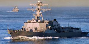 Kriz tırmandı! Savaş gemileri 'yasak ada'ya ulaştı