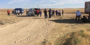 Konya'da yüklü miktarda patlayıcı madde bulundu