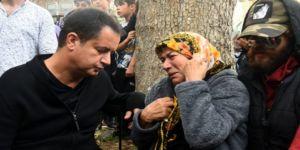 Nazar Nur Kaya son yolculuğuna uğurlandı! Annesini Acun Ilıcalı teselli etti