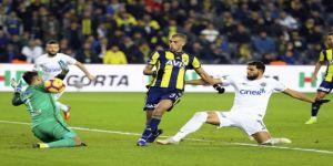 MAÇ ÖZETİ | Fenerbahçe 2 - 2 Kasımpaşa
