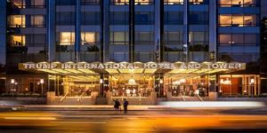 Seçimden hemen sonra: Suudi lobiciler Trump'ın oteline 500 oda parası ödemiş