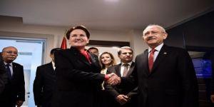 Anlaşma sağlandı: Üç büyük ilin adayı CHP'li olacak, İYİ Parti destek verecek