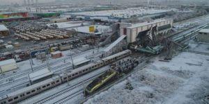 Ankara'da hızlı tren kazası: Dokuz kişi hayatını kaybetti