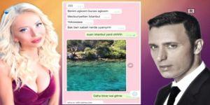 Mustafa Sandal'ın Cansu Taşkın'la konuşmaları ortaya çıktı