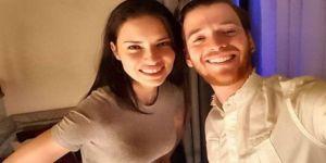 Metin Hara ve Adriana Lima'dan aşk paylaşımı! Ayrılık haberlerine yanıt!