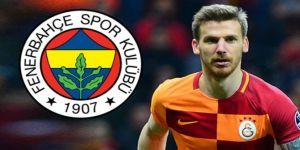 Serdar Aziz Fenerbahçe'den yıllık 2 milyon Euro kazanacak