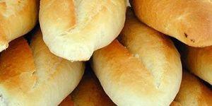 Ekmeğin gramajı 5'te 1 oranında düşürüldü