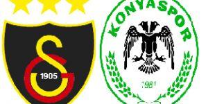 Konyaspor Galatasaray maçı saat kaçta hangi kanalda?