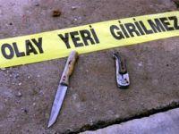 Aydın Çine'de park cinayeti