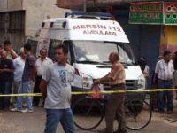 Mersin'de bir kadın  öldürüldü