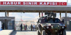 Gümrük Bakanı Tüfenkci: Habur'a alternatif kapı için çalışıyoruz