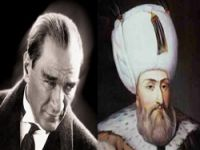 Kanunî'yi tartışalım, peki ya Atatürk?