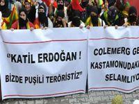 En iğrenç seçim pankartı BDP'den