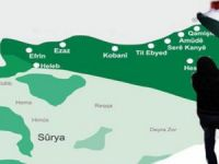 Suriye'de kurulacak Kürt Devleti için anlaştılar