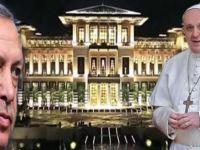 'Ak Saray'ın ilk konuğu Papa Francis ne zaman geliyor?