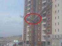 Ankara'da asansör faciası: 1 ölü, 3 yaralı