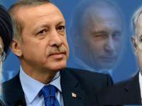 Erdoğan, Putin, Hamaney ve Netanyahu aynı masada buluşturan hiciv!