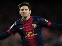4 maçta 3 kez hat-trick yapan Messi'den şüphelendiler!