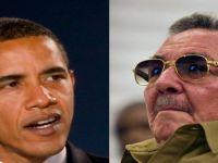 Obama ve Castro aynı anda açıkladılar