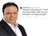Nuh Gönültaş Türkiye'ye döndü
