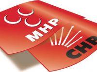 CHP ve MHP için arama kararı çıkarılmış