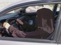 Otomobil kullanan kadınlar 'terör mahkemesinde' yargılanacaklar