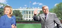 ABD'de Bush ve Clinton hanedanı 2016'da başkanlık yarışına hazırlanıyor