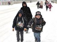 Ankara'da okullar 2 gün tatil edildi