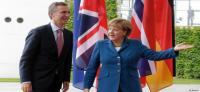 NATO'dan Almanya'ya baskı