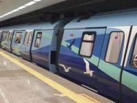 İstanbul'da metroda intihar girişimi